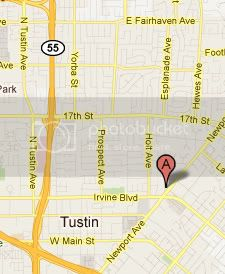 tustin hair salon directions