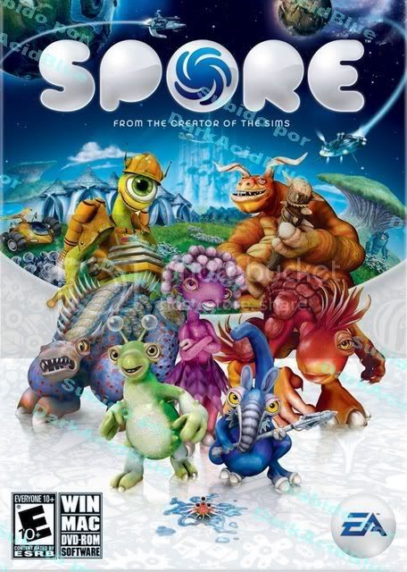 SPORE + SPORE Aventuras Galcticas |Espaol|2 Links