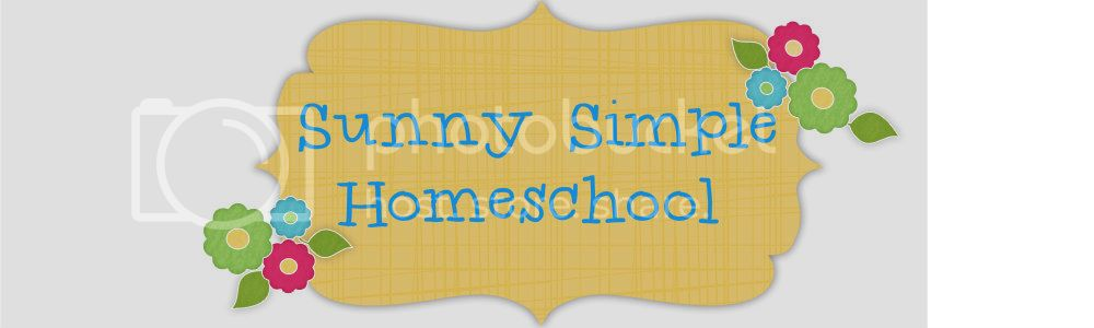 Sunny Simple Homeschooling